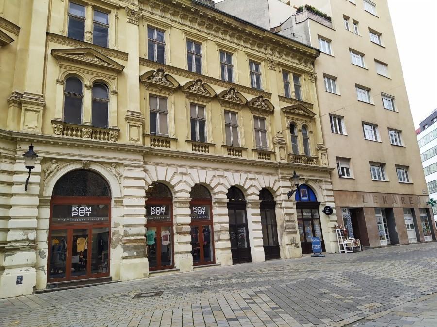 Obrázek 4 Bratislava Laurinská 21